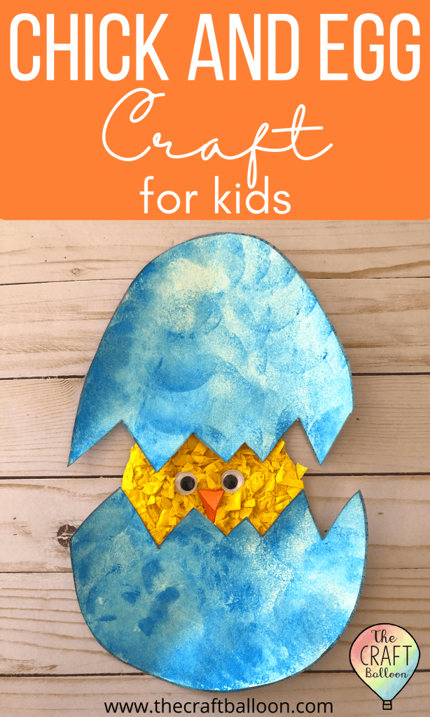 Chick and egg craft
