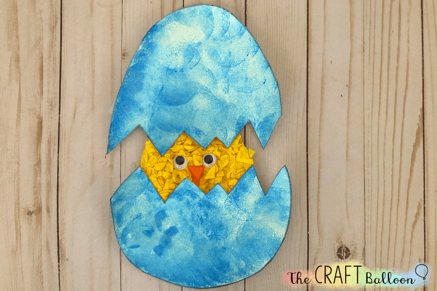 Egg and Chick craft
