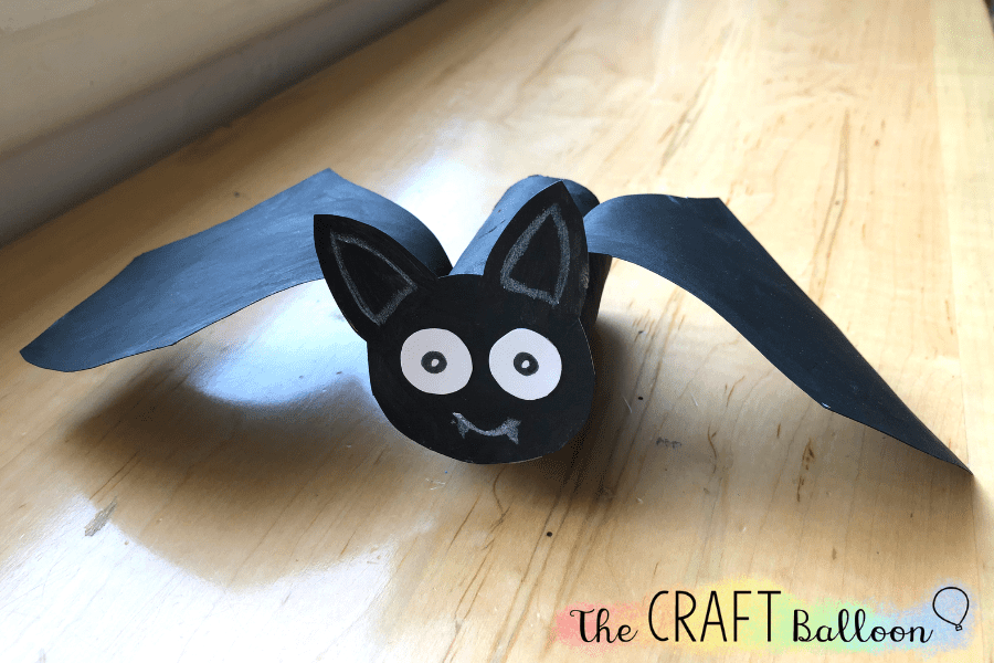 BAT CRAFT FOR KIDS