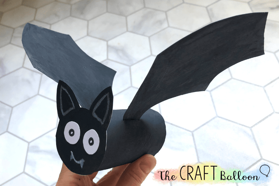 COMPLETED BAT CRAFT